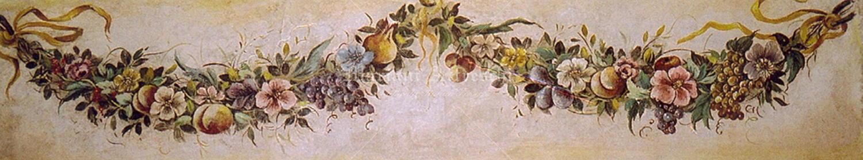 Risultati immagini per festone fiori