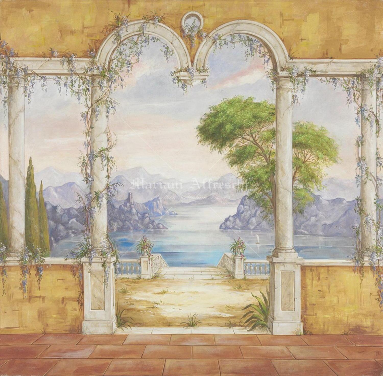 Una finestra sul lago mariani affreschi shop - Una finestra sul lago ...